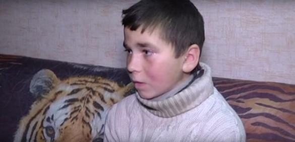 Знайдений черкаський школяр пояснив, чому втік із дому (ВІДЕО)