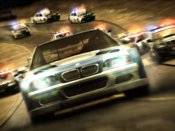 На черкаській вулиці водій BMW влаштував форсаж із поліцією