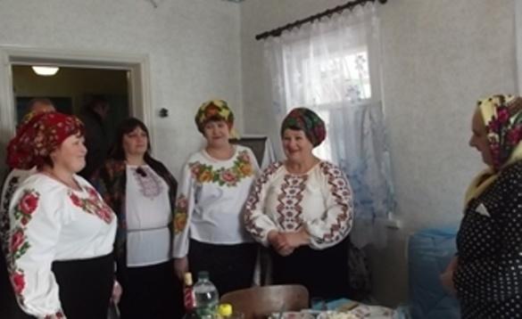 На Черкащині довгожителька відсвяткувала сотий день народження