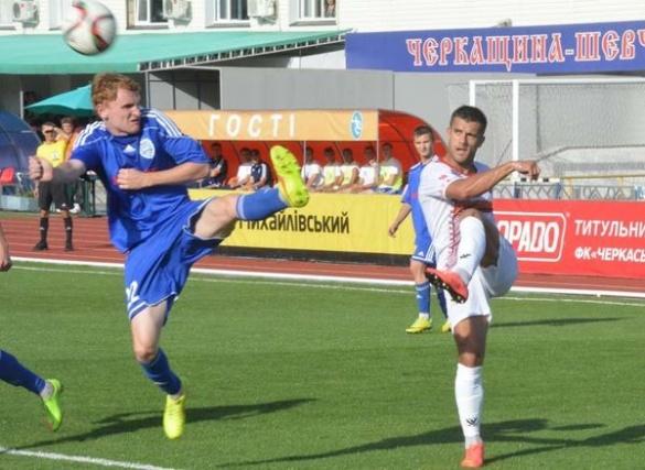 Перехід черкаського футболіста став найуспішнішим за півроку