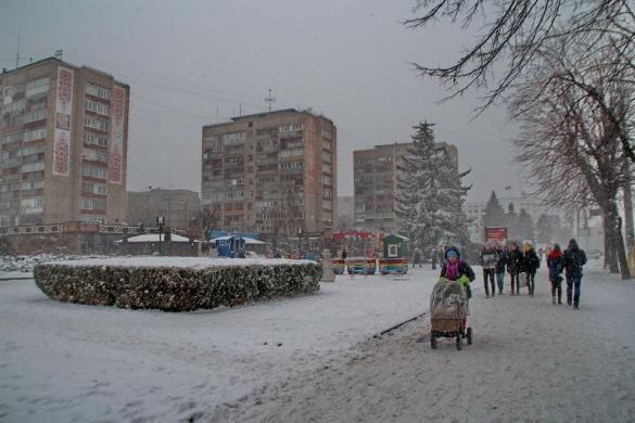 Черкаські синоптики закликають комунальників краще чистити дороги та тротуари