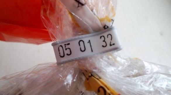 У Черкасах продають хліб із дивною датою виробництва