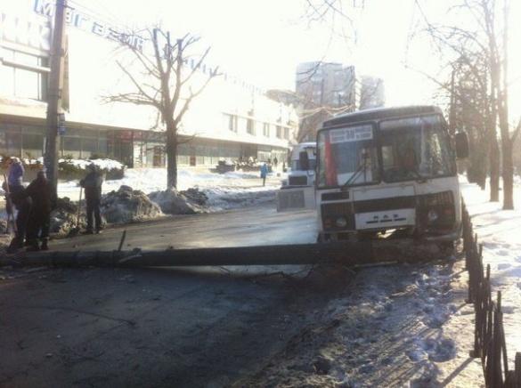 Став відомий стан постраждалих у ДТП в центрі Черкас