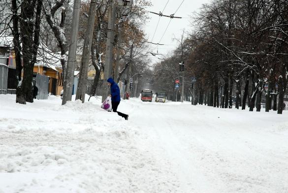 Черкаські синоптики попереджають про ускладнення погодних умов
