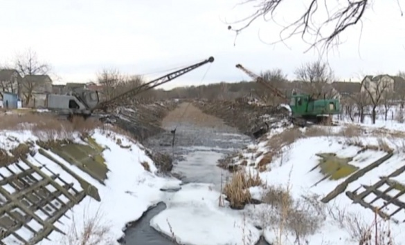 На Золотоніщині чистять річки, що були під загрозою зникнення