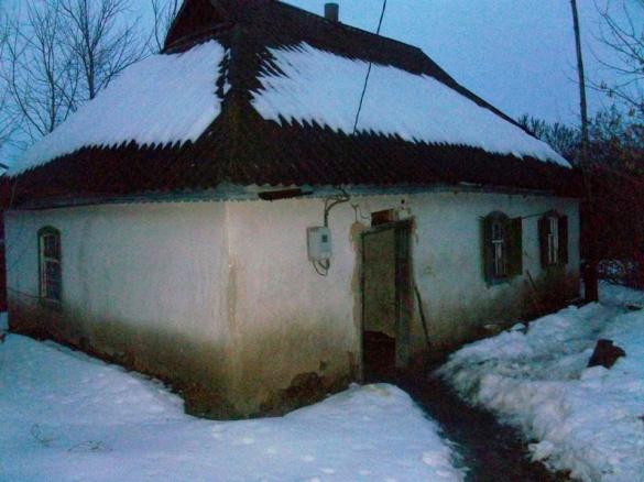 На Черкащині у пожежі загинули мати з сином