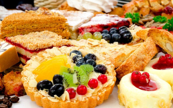 Черкащани роблять солодощі, від яких можна навіть схуднути