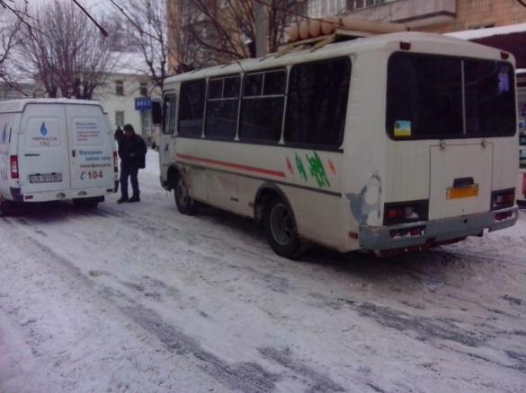 Через аварію  ускладений рух по бульвару Шевченка