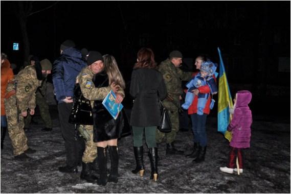 Зі Сходу України додому повернулися черкаські поліцейські