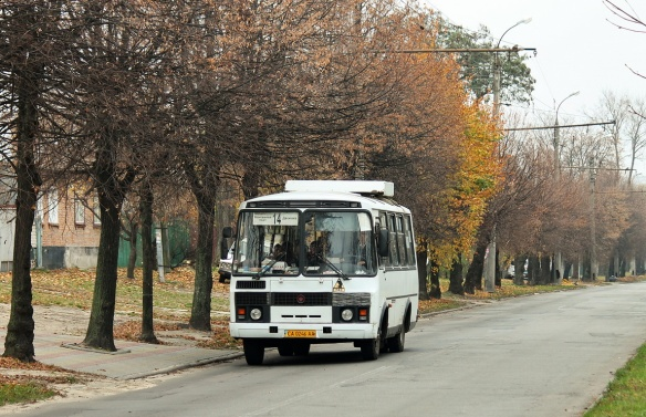 Водій автобусу № 14