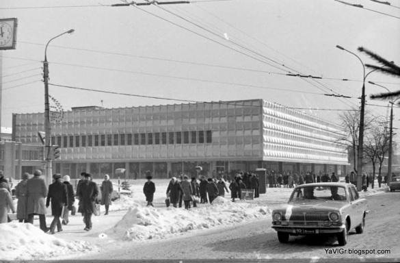 Якими були засніжені Черкаси 37 років тому (ФОТО)