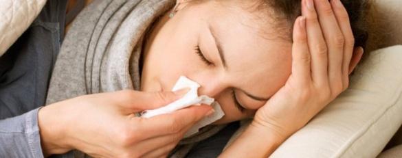 Спалах захворюваності грипу у Черкасах відбувся після купання в ополонках