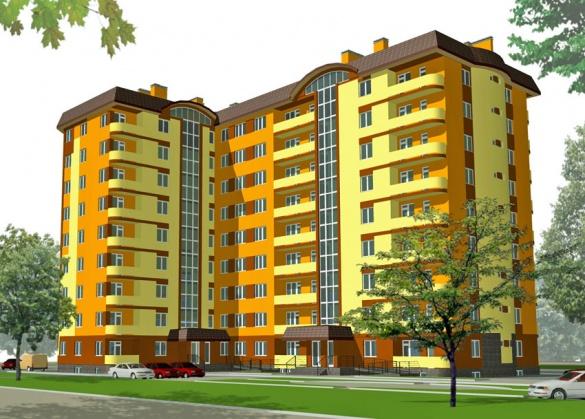 Черкащани більше купують квартири з малою площею