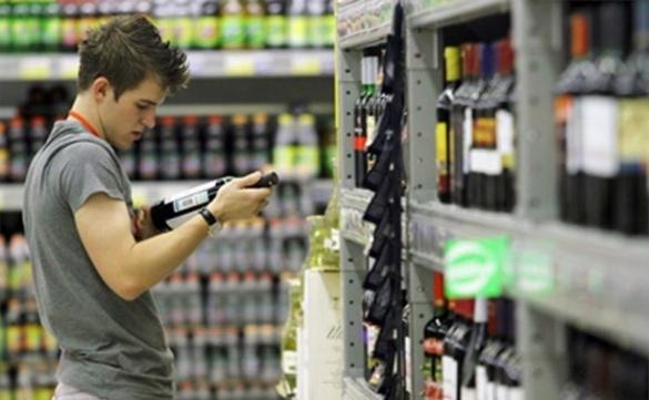 У Черкасах продають алкоголь неповнолітнім, адже продавці
