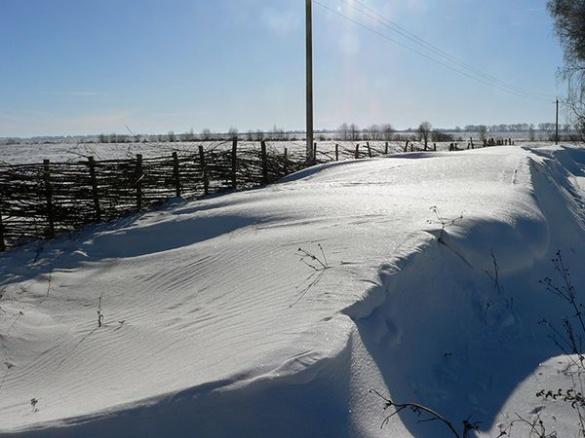 За дороги Черкащини прозвітувалися: перемети на два метри і хитрі перевізники