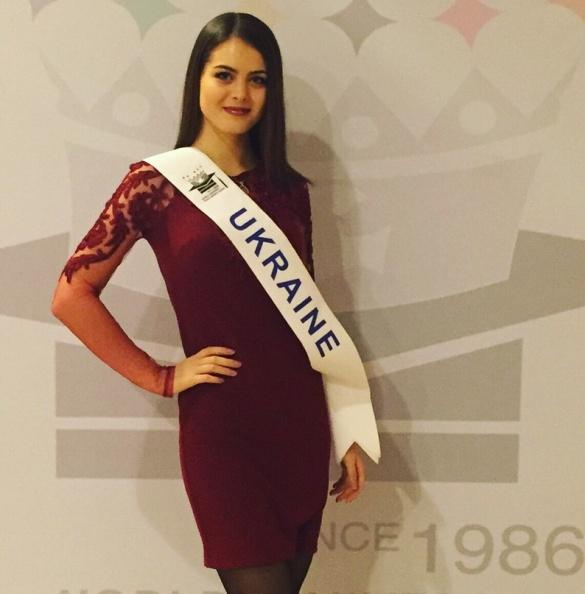 Черкаська студентка не стала найкрасивішою в світі