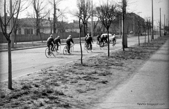 Якими були вулиці Черкас у 60-ті роки минулого століття (ФОТО)