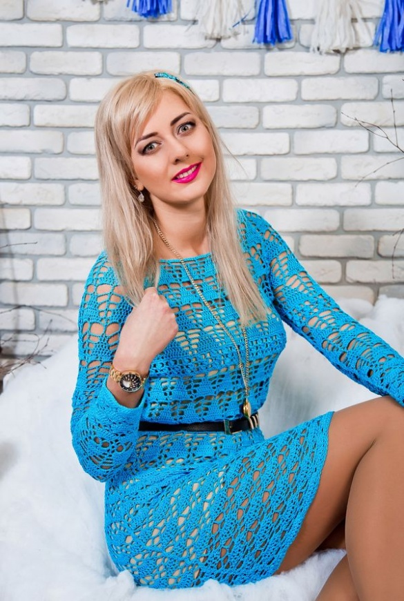 Face of the day - Єлєна Марущак
