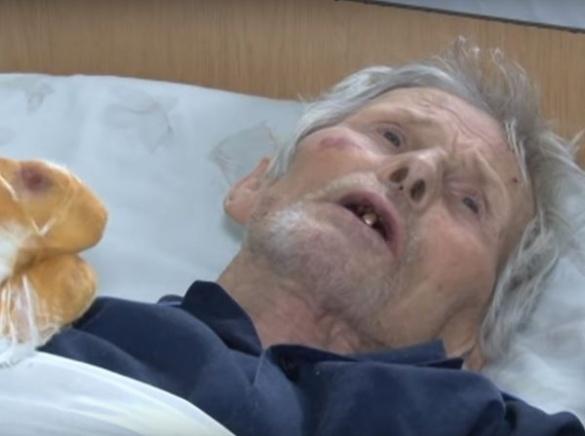 У Черкасах шукають родичів старенького дідуся, що потрапив у лікарню