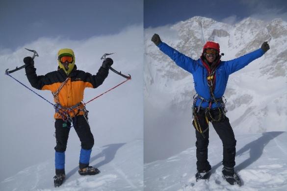 Черкаські альпіністи отримали найпрестижнішу американську нагороду
