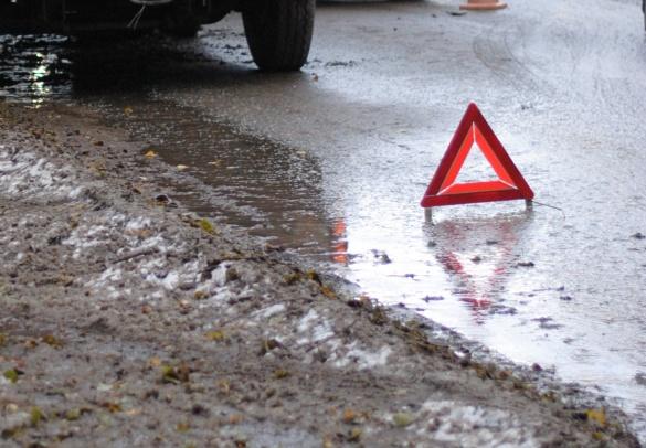 На Черкащині розшукують водія, який збив пішохода
