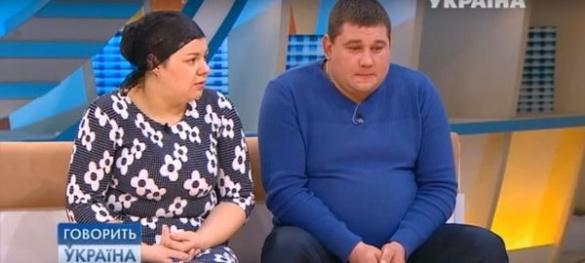 На відомому шоу черкащани звинуватили лікарів у смерті своєї дитини (ВІДЕО)