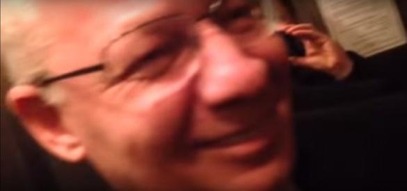 Черкаський радикал опинився у тісній компанії Ляшка в ліфті (ВІДЕО)