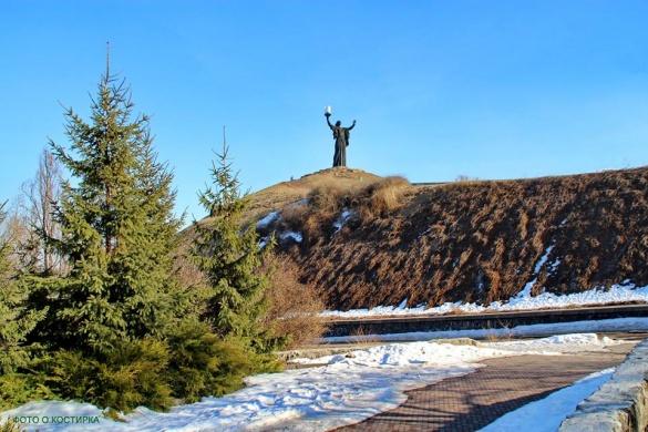 Фотограф показав зиму в Черкасах із незвичного ракурсу
