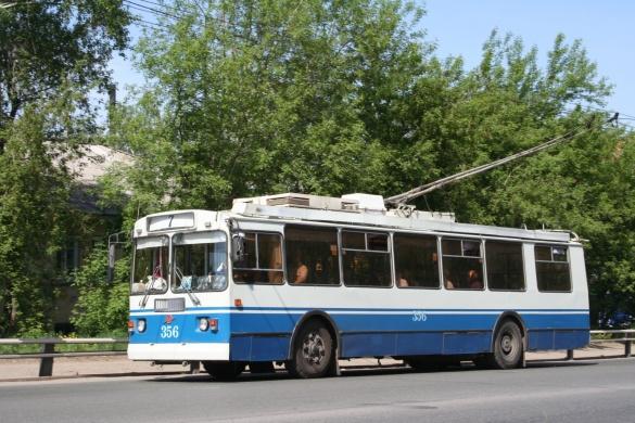 За один день черкаський тролейбус заробляє до 1000 гривень