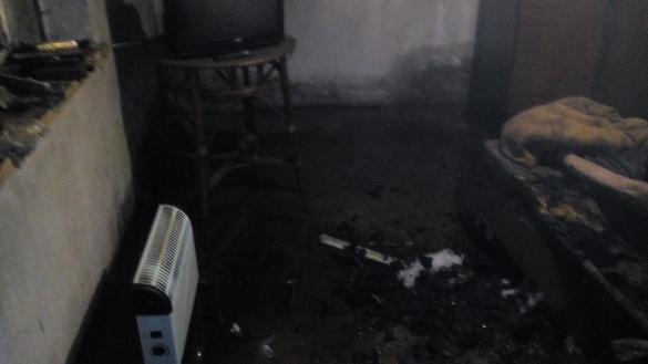 На Черкащині чоловік загинув через куріння в ліжку