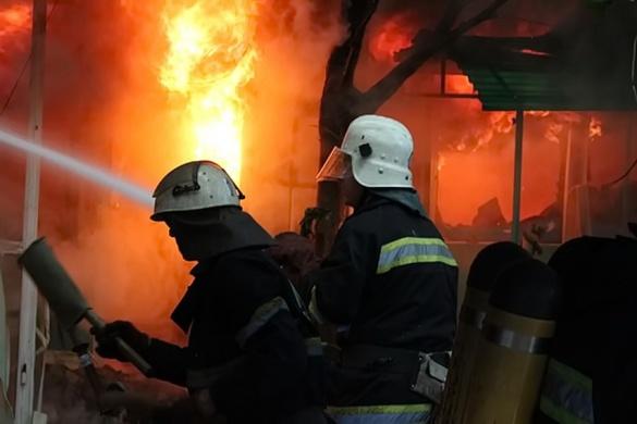 За ніч на Черкащині горіло три будинки