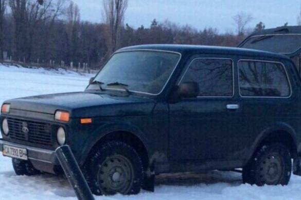 Черкащан просять допомогти розшукати викрадене авто (ФОТО)