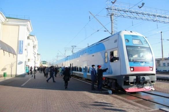 Черкащиною вже їздить надсучасний електропоїзд (ВІДЕО)