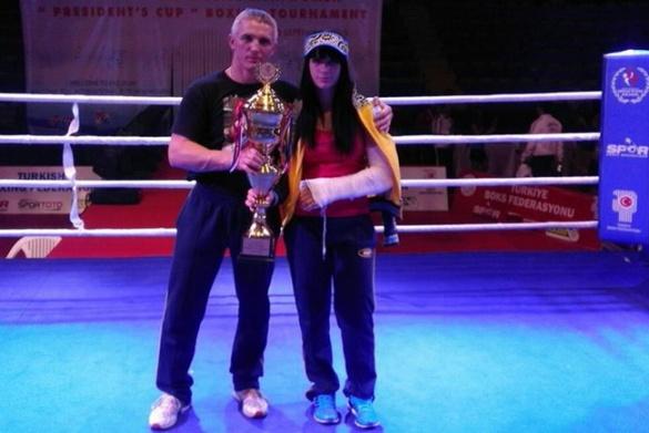 Черкащанка стала головною надією країни з боксу