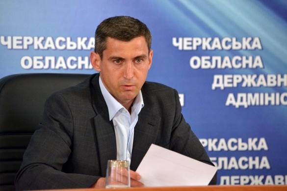 Голова Черкаської ОДА склав депутатські повноваження