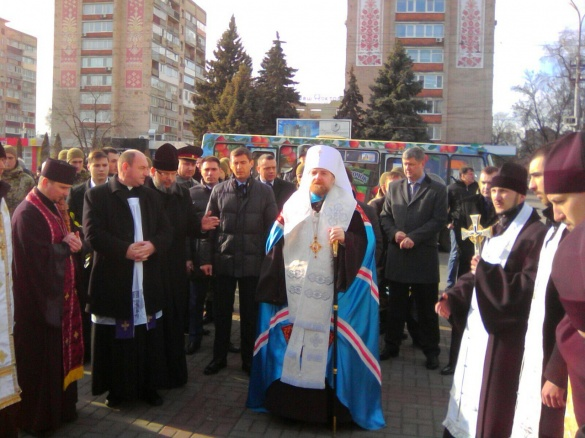 У Черкасах вшанували пам'ять загиблих Героїв України