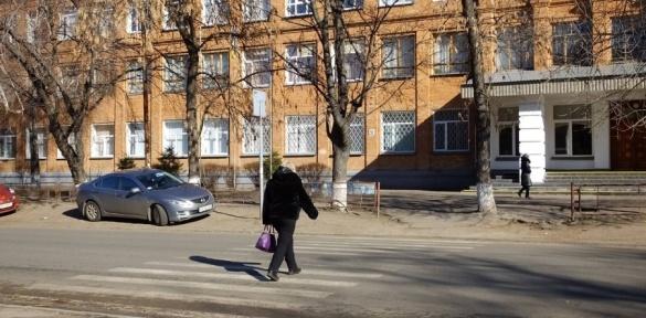 Водії у Черкасах ігнорують пішоходів (ВІДЕО)