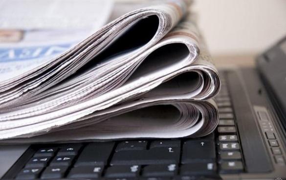 Газета стала популярна на весь Інтернет через безглуздий заголовок
