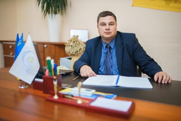 Юрій Сас більше не обіймає посаду заступника голови Черкаської ОДА