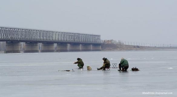 Черкаський блогер показав весняний Борисфен (ФОТО)