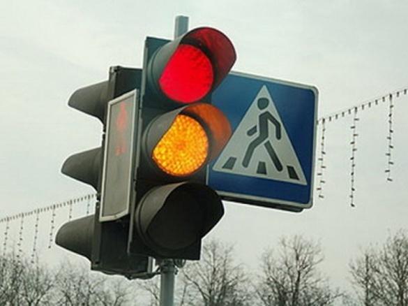 У Черкасах добу не працюватимуть світлофори