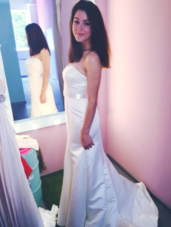 Красивий коп із Черкащини виходить заміж (ФОТО)