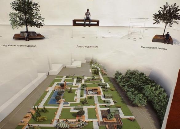 Влада Черкас планує відновити парки міста (ФОТО)