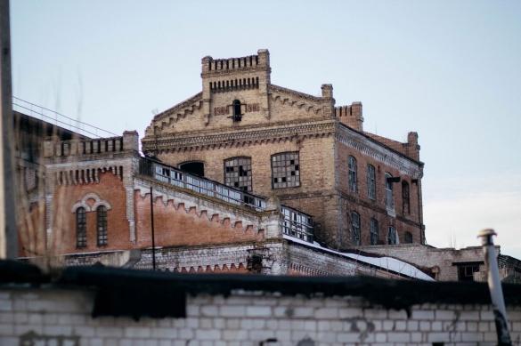 У мережі з'явилися химерні фото колишнього черкаського заводу