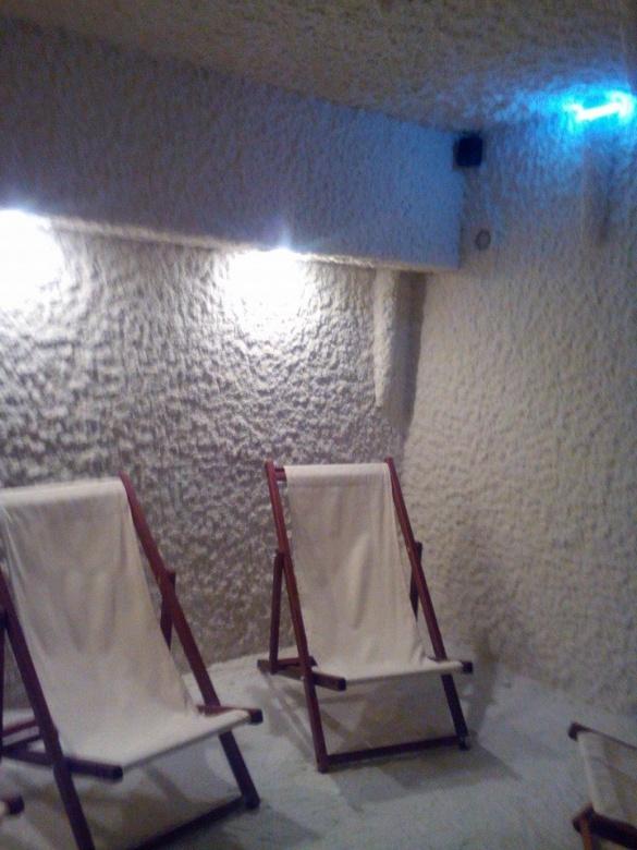 Для черкащан у місті відкрили соляну кімнату (фотофакт)