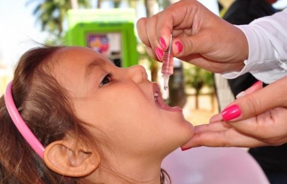 У Черкасах від поліомієліту отримали щеплення лише 55% дітей