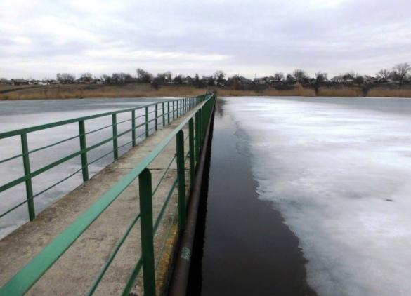Черкащанка впала з мосту у річку і мало не втонула