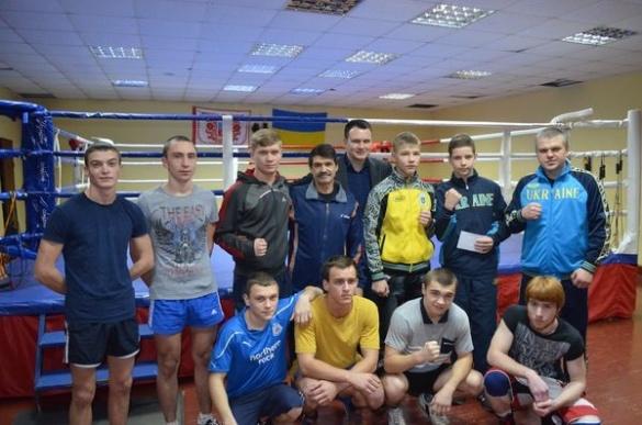 Черкаські боксери знову серед кращих в Україні