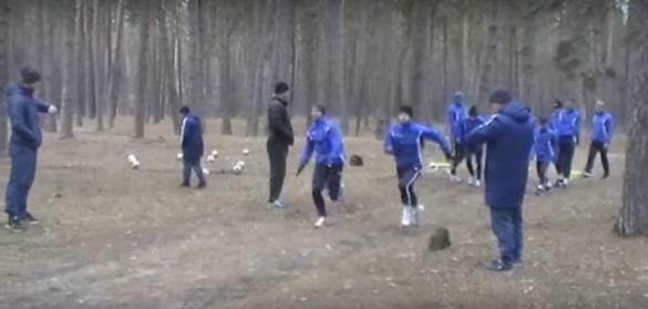 Футболісти
