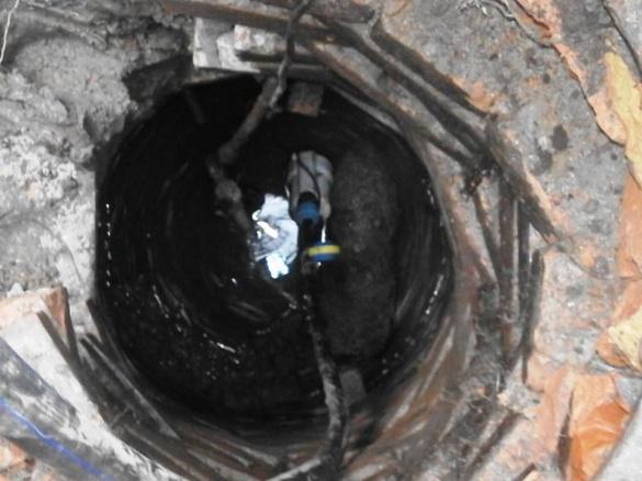 У колодязі в Умані виявили небезпечну знахідку